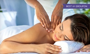 Hermosa Massage: One or Two Thai-Swedish Massages with Foot Scrub or Hot Stone-Swedish Massages at Hermosa Massage (Up to 52% Off)