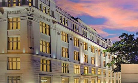 Praga: Habitación doble estándar o superior para dos personas con desayuno en el Hermitage Hotel Prague Inn 4* de Praga
