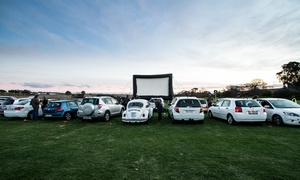 Pop-Up Cinema: One Vehicle Entry Ticket to a Movie for R175 with Pop-Up Cinema (30% Off)
