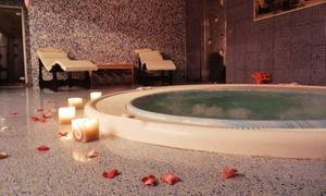 OLIMPIA HOTELS&SPA: Percorso spa di coppia in area riservata, massaggio o cena con pernottamento da Olimpia Hotels&Spa (sconto fino a 75%)