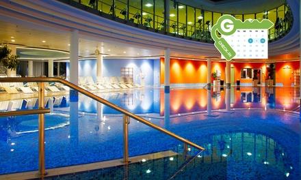 Berlín: habitación doble superior para 2 personas con spa y opción a desayuno en Hotel Centrovital 4*