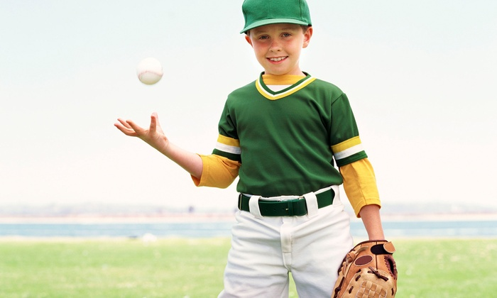 Miami Youth Baseball League - Multiple Locations: Registration for One or Two Kids Aged 8 and Under or 6 and Under at Miami Youth Baseball League (Up to 58% Off)