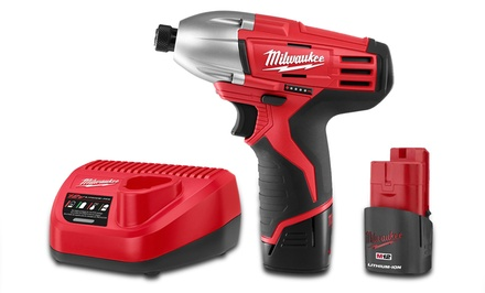 Milwaukee 12V Impact Driver
