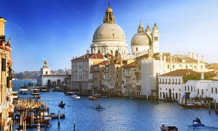 ✈Rome and Venice: 4 or 6 Nights Hotel Stay with Return Flights and Transfers, Valid Nov 2016-Mar 2017*