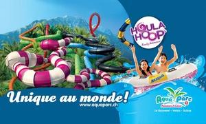 AQUAPARC FR: Une entrée pour une journée pour un adulte ou un enfant à l'Aquaparc à 29 €