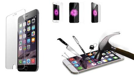 Verre trempé pour tous les modèles iPhone d'Apple