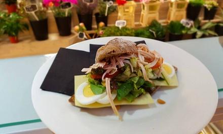 Ontbijt of lunchgerecht naar keuze incl. kop koffie of thee voor 24 personen bij Carpe Diem in RotterdamZuid