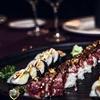 Menú gourmet o de sushi para 2