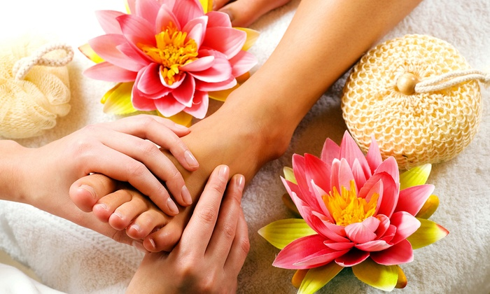 Body & Sole Spa - Richardson: 65-Minute Foot Reflexology Session at Body & Sole Spa ($40 Value). Two Options Available.