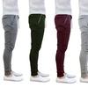 Men's Active Tech-Fleece Joggers with Zipper Pockets