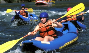Adventure Carolina: Saluda River Kayak Tour or Tube Trip for Two from Adventure Carolina (Up to 50% Off)