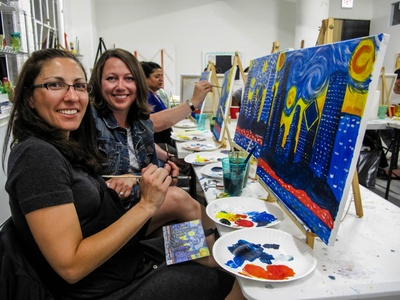 Chicago Art Classes Deals In Chicago Il Groupon