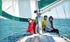 sailingfearless - Bolinas: $199 for a 4-Hour Sailing Cruise with Refreshments for Six from Sailing Fearless in Sausalito ($400 Value)