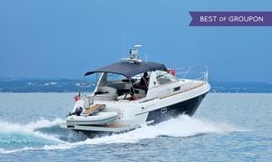 Przystań Motorowodna Marina Gliwce: Szkolenie manewrowe na łodzi typu Romana (299,99 zł) i więcej opcji w Przystań Motorowodna Marina Gliwice
