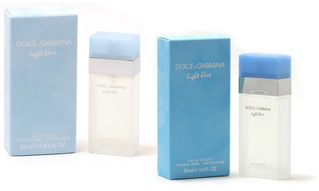Dolce & Gabbana Light Blue Women's Eau de Toilette (0.84 or 1.6 Fl. Oz.)