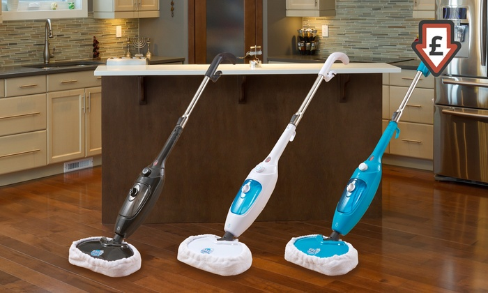 Steam Mop System With Accessories Groupon Goods
