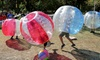 90-Minute Bubble Soccer Session