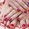 Up to 35% Off Mani-Pedis at Buff Natural Nail And Beauty Bar