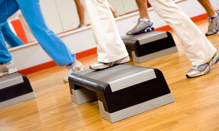 Hip Fitness - Brownsburg: $20 for 10 Fitness Classes at Totally Hip Fitness ($50 Value)
