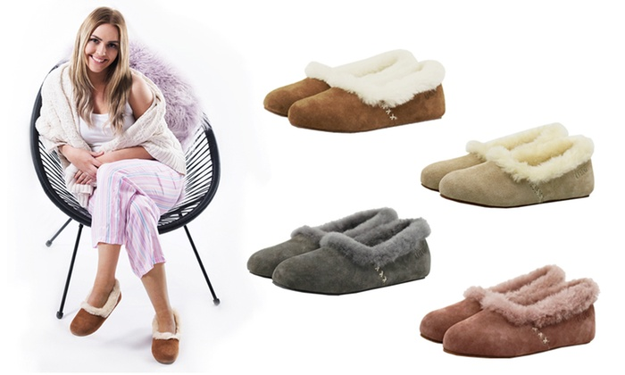 2421c76006c6 Up To 77% Off Women s Ugg Sheepskin Slippers