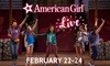 """""""American Girl Live"""" – Up to 50% Off Musical"""