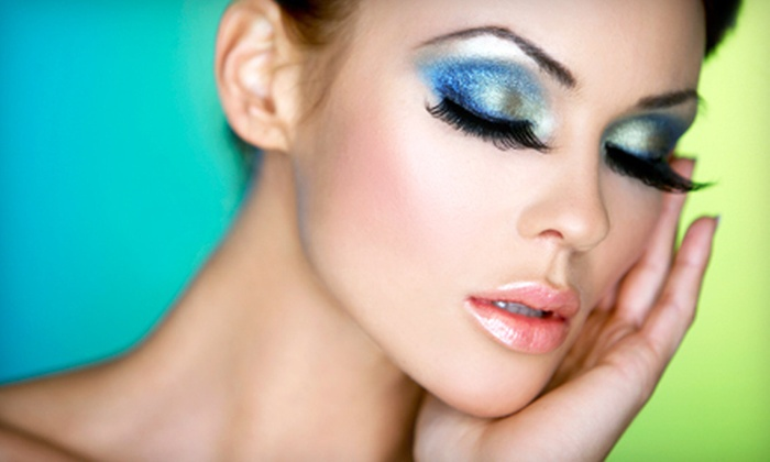 SkinTastic at Bella Dolce Salon & Spa - Spokane Valley: Full Set of Eyelash Extensions with a Fill-in, Facial, or Both at SkinTastic in Spokane Valley (Up to 59% Off)