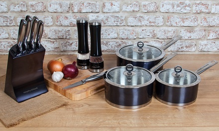 Morphy Richards 10-Piece Kitchen Essential Collection in Choice...