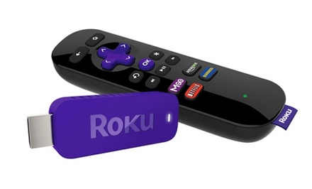Roku Streaming Stick with 2 Months Free of Hulu Plus
