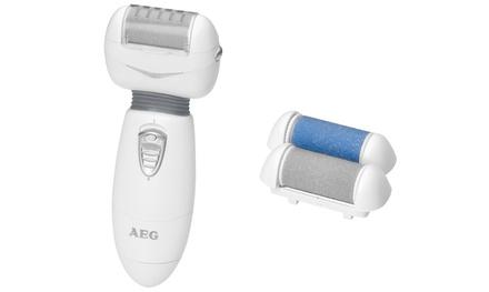 Máquina limadora de callos con opción a 2 cabezales adicionales AEG