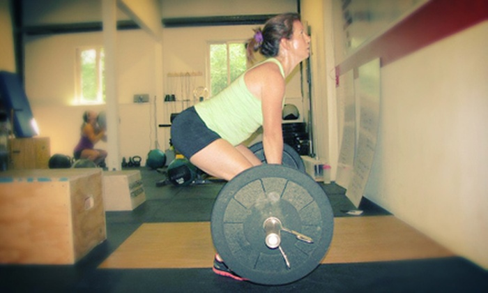 CrossFit Fairport - Fairport: One or Two Months of Three Weekly Classes at CrossFit Fairport (Up to 68% Off)