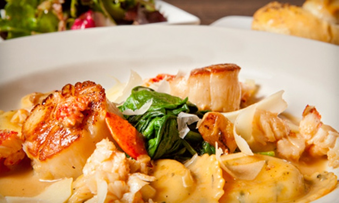 CW's Chops 'n' Catch - Manchester: Steaks and Seafood for Lunch or Dinner at CW's Chops 'n' Catch in Manchester (Half Off)