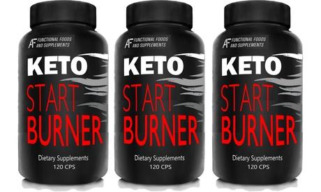 Hasta 720 pastillas para quemar grasa Keto Strart A.I.F.