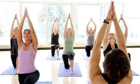 3er-, 5er- oder 10er-Yoga-Karte im Zen Center Hamburg
