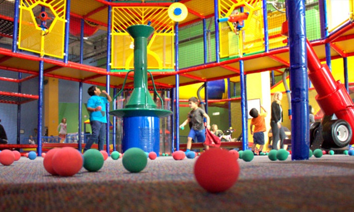 Jump 'n Jammin - Multiple Locations: $69 for a 10-Entry Hyper Pass at Jump 'n Jammin ($99 Value)