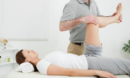 Exam with Posture Analysis and One Adjustment at Cassandra Peterson Chiropractic (83% Off)