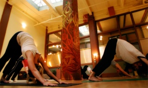 Up to $96 Off Yoga Classes at Yoga Circle Downtown, plus 6.0% Cash Back from Ebates.