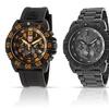 Luminox Men's and Women's Luminous Swiss Watches