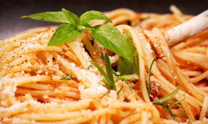Chiapparelli's - Havre de Grace: $20 for $40 Worth of Italian Dinner Cuisine and Drinks at Chiapparelli's