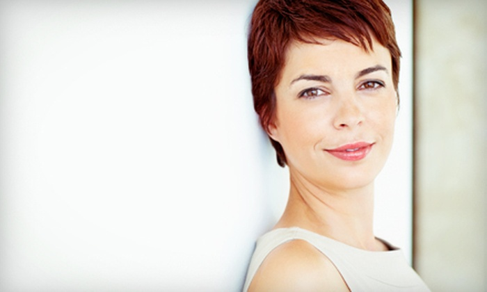 Do or Dye Tx - Washington Ave./ Memorial Park: One, Three, or Six LED Phototherapy Facials at Do or Dye Tx (Up to 62% Off)