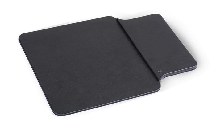 mousepad mit qi charger groupon. Black Bedroom Furniture Sets. Home Design Ideas