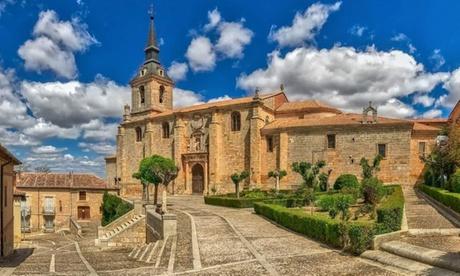 Burgos (Lerma): 1 o 2 noches con opción a visita Territorio o menú de lechazo Artlanza para 2 en Hotel Villa de Lerma