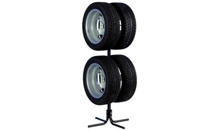Support range pneu de la marque Bottari (SaintEtienne)