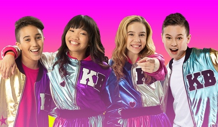KIDZ BOP World Tour 2019 on Saturday, August 10, at 6 p.m.