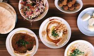Beirut Express Restaurant Dublin: Three-Course BYOB Dinner for Two or Four at Beirut Express Restaurant Dublin