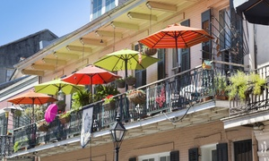 Historic New Orleans Walking Tours: City or Ghost Tour for Two, Four, or Six from Historic New Orleans Tours (Up to 48% Off)