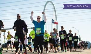 Humana Rock 'n' Roll Dallas Half Marathon – Up to 12% Off at Rock 'n' Roll Half Marathon, plus 9.0% Cash Back from Ebates.