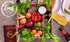 Vegan or Vegetarian Recipes Box