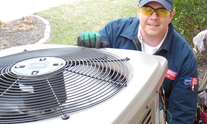 Anthony Plumbing Heating and Cooling - Kansas City: $59 for a 16-Point Air Conditioner Tune-Up from Anthony Plumbing Heating and Cooling ($119 Value)