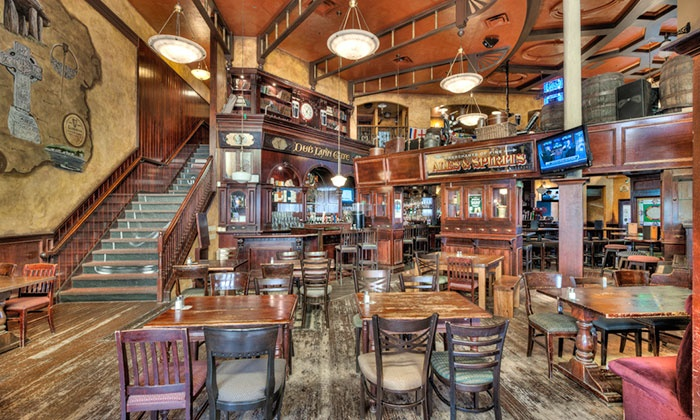 Dub Linn Gate Irish Pub - Vaughan: Irish-Inspired Food and Beer for Two or Four at Dub Linn Gate Irish Pub (40% Off)