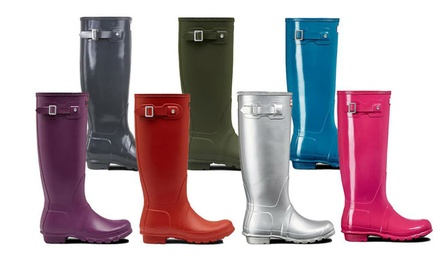 Hunter Women's Rain Boots